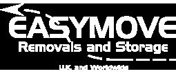 Easymove Bristol | Logo | White