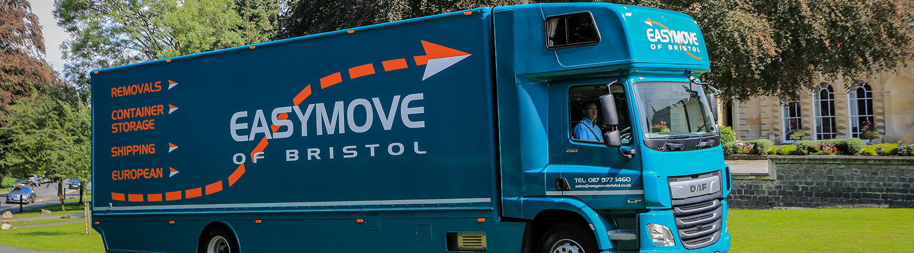 Easymove Bristol | Home Removals | About Us | Footer