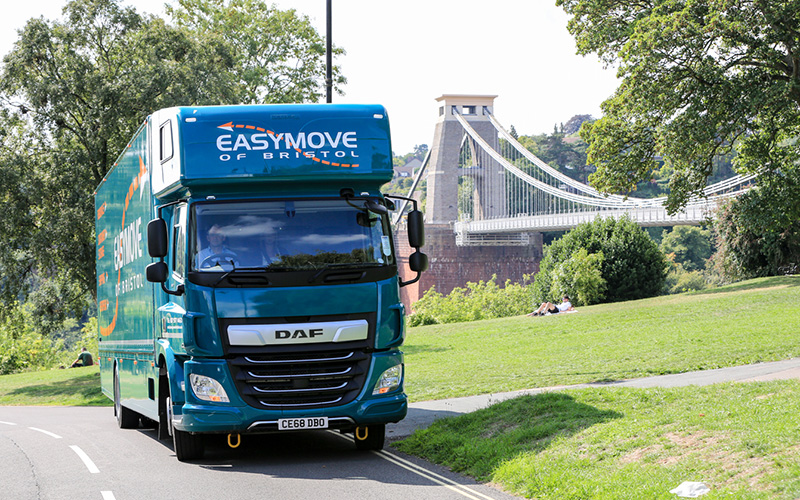 Easymove Bristol | Removals and Storage in the South West