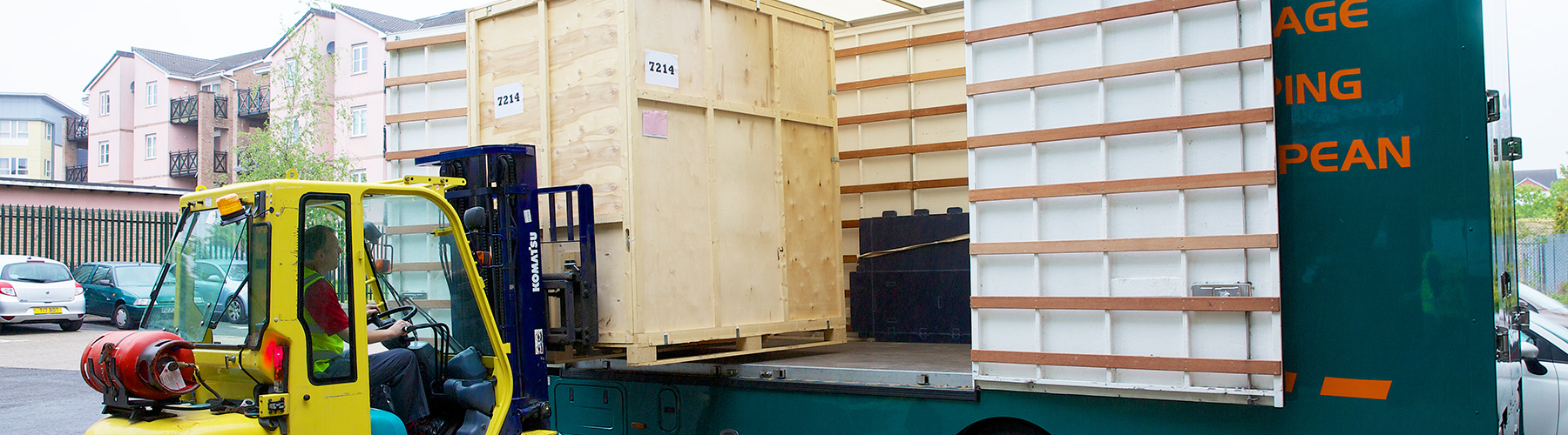 Easymove   Container Storage Solutions